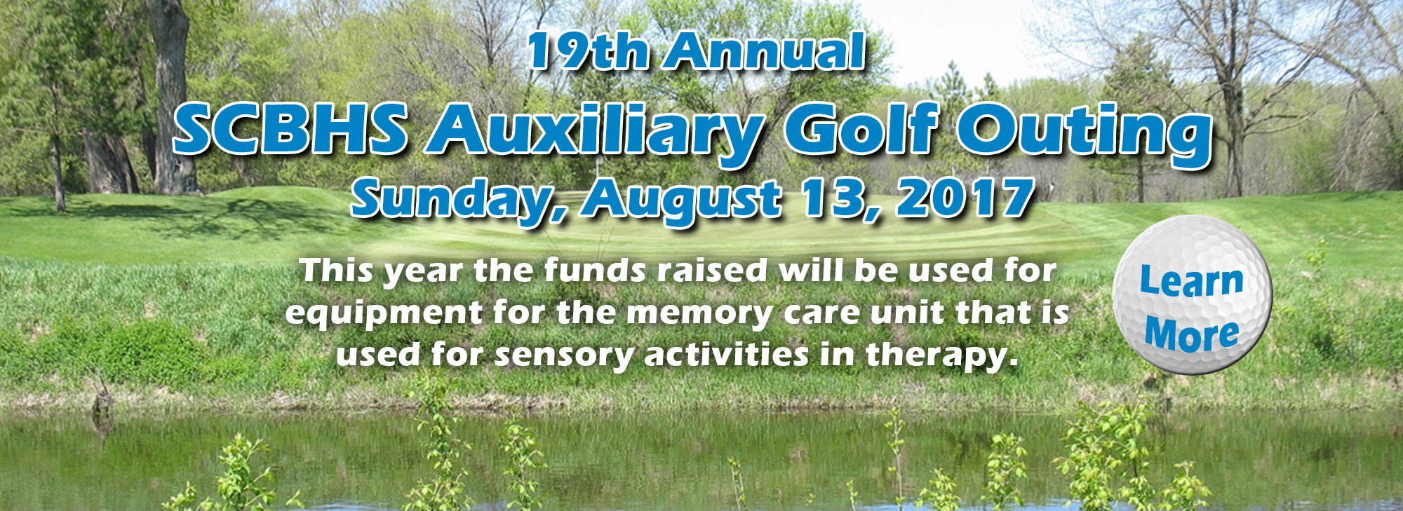 Auxiliary Golf Outing