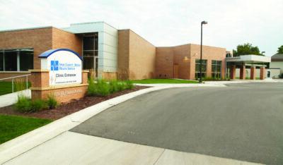 SCBHS Clinic Entrance